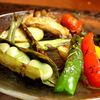 ろばたBar 熊 - 料理写真:季節の野菜グリル