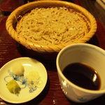 薮蕎麦 宮本 - ざるそば