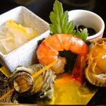御代川 - 鎌倉五山 前菜