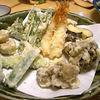 岸上 - 料理写真:自慢の天ぷら盛り合わせです。(内容は季節、仕入れ状況により変わります。)