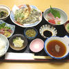 岸上 - 料理写真:和菜膳です。(内容は季節、仕入れ状況により変わります。)