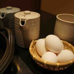 牛禅 - 卵とつゆ