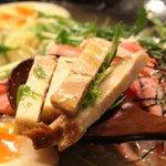 京都 龍旗信 - 塩冷麺