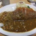 かつ亭 - 2011/05 カツカレー