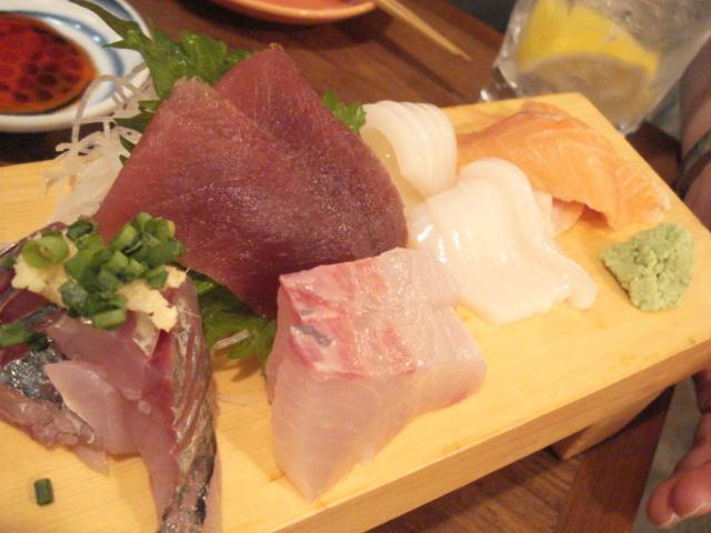 大漁市場 魚ます 二子玉川