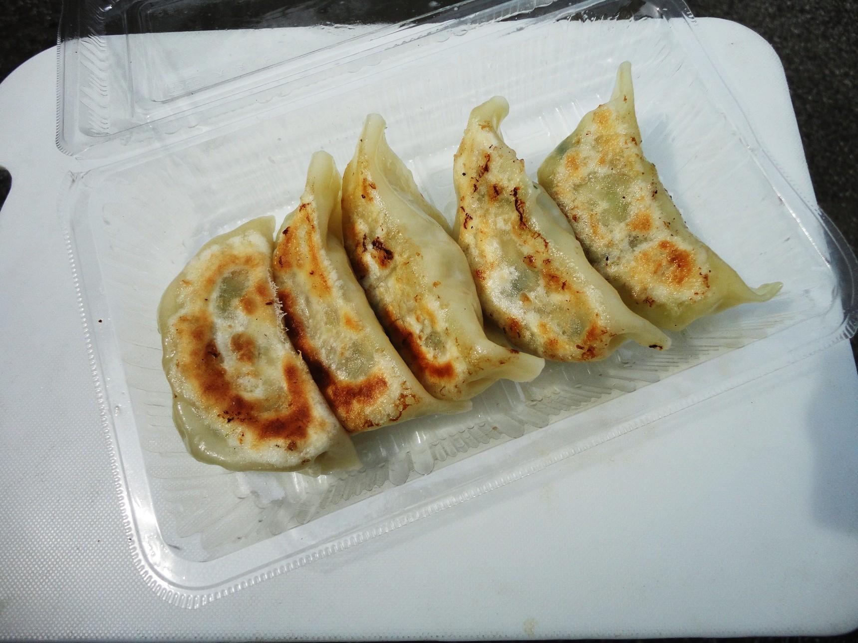 テルちゃん餃子
