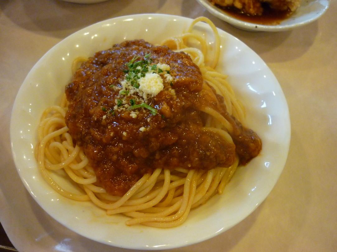 スパゲティハウスパスタ