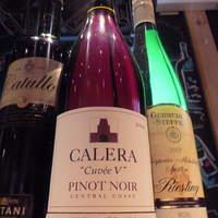 店長厳選の20種以上のワインたち