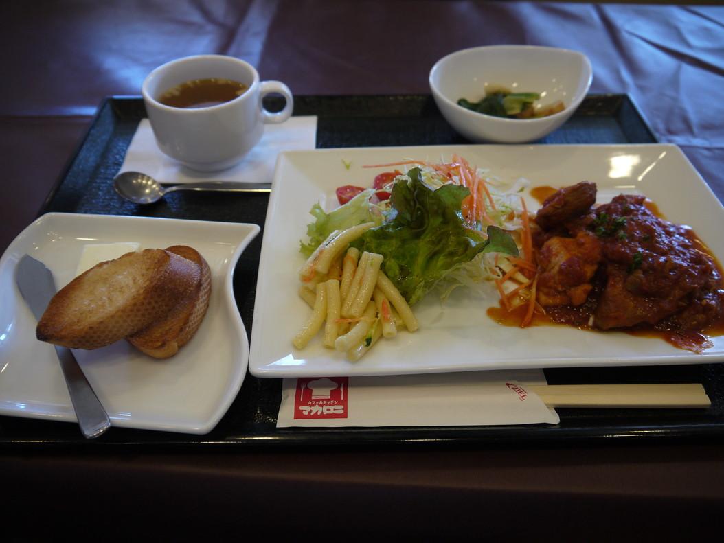 カフェ&キッチン マカロニ