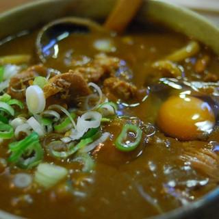 吉宗 - 料理写真:カレーうどん(¥850) 卵入りは+50円