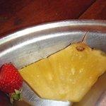 CAFE RESTAURANT CAPE COD - つけ添えフルーツ