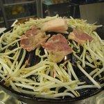 ゴチ - 料理写真:ジンギスカン