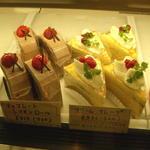 菓子工房 菓子の音 - 平成20年9月13日 菓子工房 菓子の音 チョコレートシフォンロール