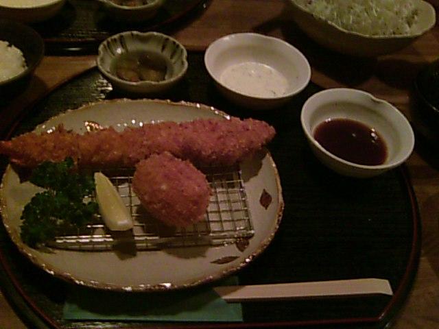 日本の洋食 玉いち