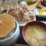 イタリヤ軒 - 焼肉定食(800円)