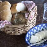 日野水牧場 ファームハウス - 自家製のパン