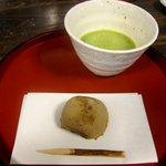 茶房 珍重庵 - 料理写真:もうで餅