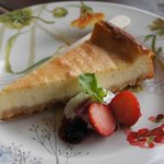 あるうのぱいん - チーズケーキ
