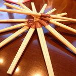 グランマーズ ジョルジュ - お箸の大集合