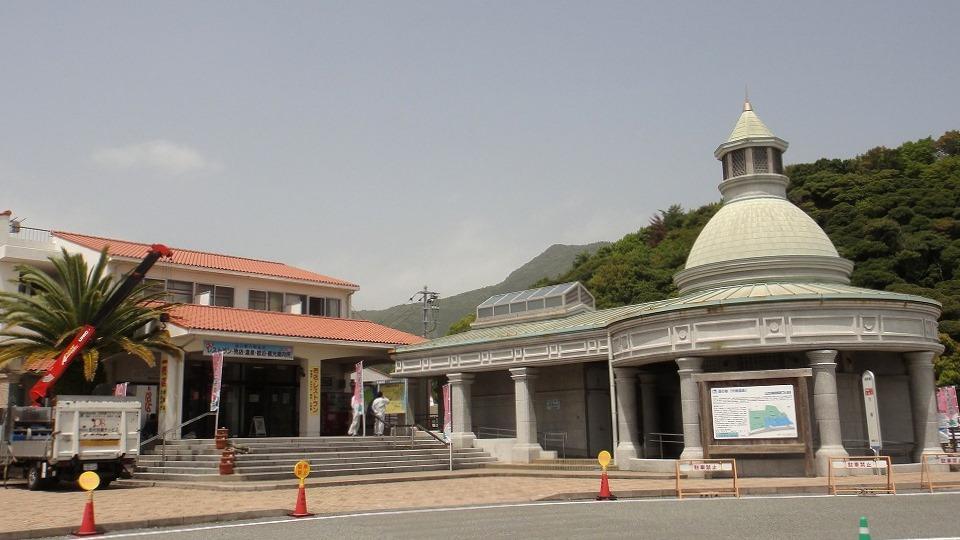 道の駅 宍喰温泉 レストラン アリタリア