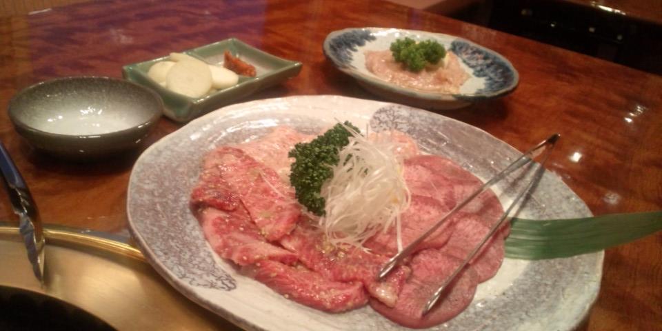 焼肉レストラン三千浦