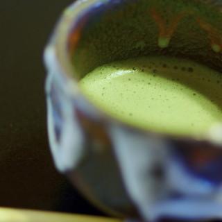 欅苑 - 料理写真:抹茶椀(まッちャわん)