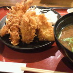 7810537 - ミックスフライ定食(1000円)