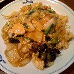 中国料理 高尾 - 五目焼きそば