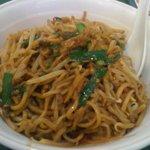 百香亭 - 料理写真:汁無坦々麺