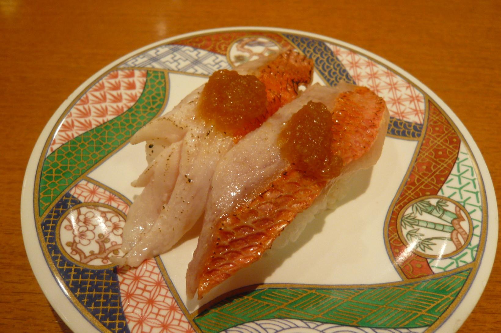 回転寿司うみっ子 朝倉店