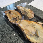 牡蠣屋 - 焼き牡蠣