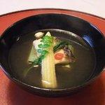 はり清 - 煮物('11.05)