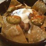 エル コマル メキシカンキッチン - 料理写真:メキシカンナチョス750円。おつまみにバツグン