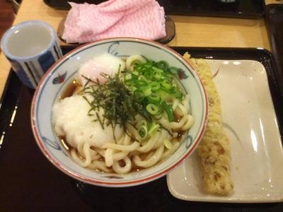 金比羅製麺 茨木松ヶ本店