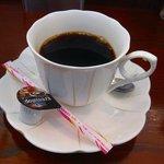 カレーハウスジャズ - コーヒー100円