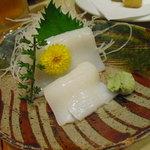 海鮮処寿し常 - 【2011.05. 再訪】 イカでしょう!