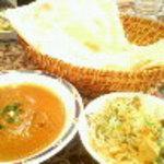 インド・ネパール料理 FULBARI - チキンカレーランチ