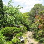 チンギアーレ - 庭園