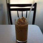 カフェ・ド・クリエ - 黒糖ほうじ茶ラテ(アイス)