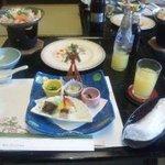 章月グランドホテル - 夕食