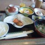 章月グランドホテル - 朝食