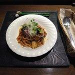 ダ・ヴィンチ - 夏野菜のポモドーロ