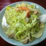 桂林飯店 - 長崎ちゃんぽん 850円
