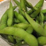 居心伝 - 冷凍枝豆