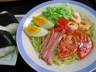 お食事処ひろ - 冷麺
