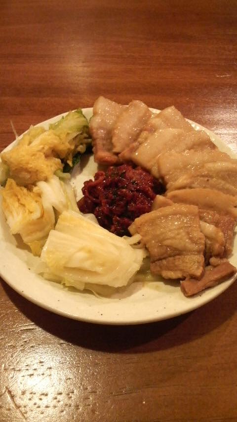 韓国家庭料理 大韓家