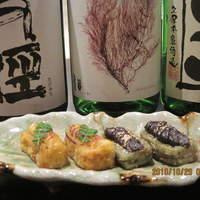 和彩キッチン直 - 生麩の田楽