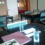 スエヒロ - 和室にテーブル席が 高さが良い