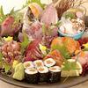 矗々家 - 料理写真:【びっくり造り盛合せ】各地の漁港より朝水揚げされた新鮮な魚貝類を毎日直送