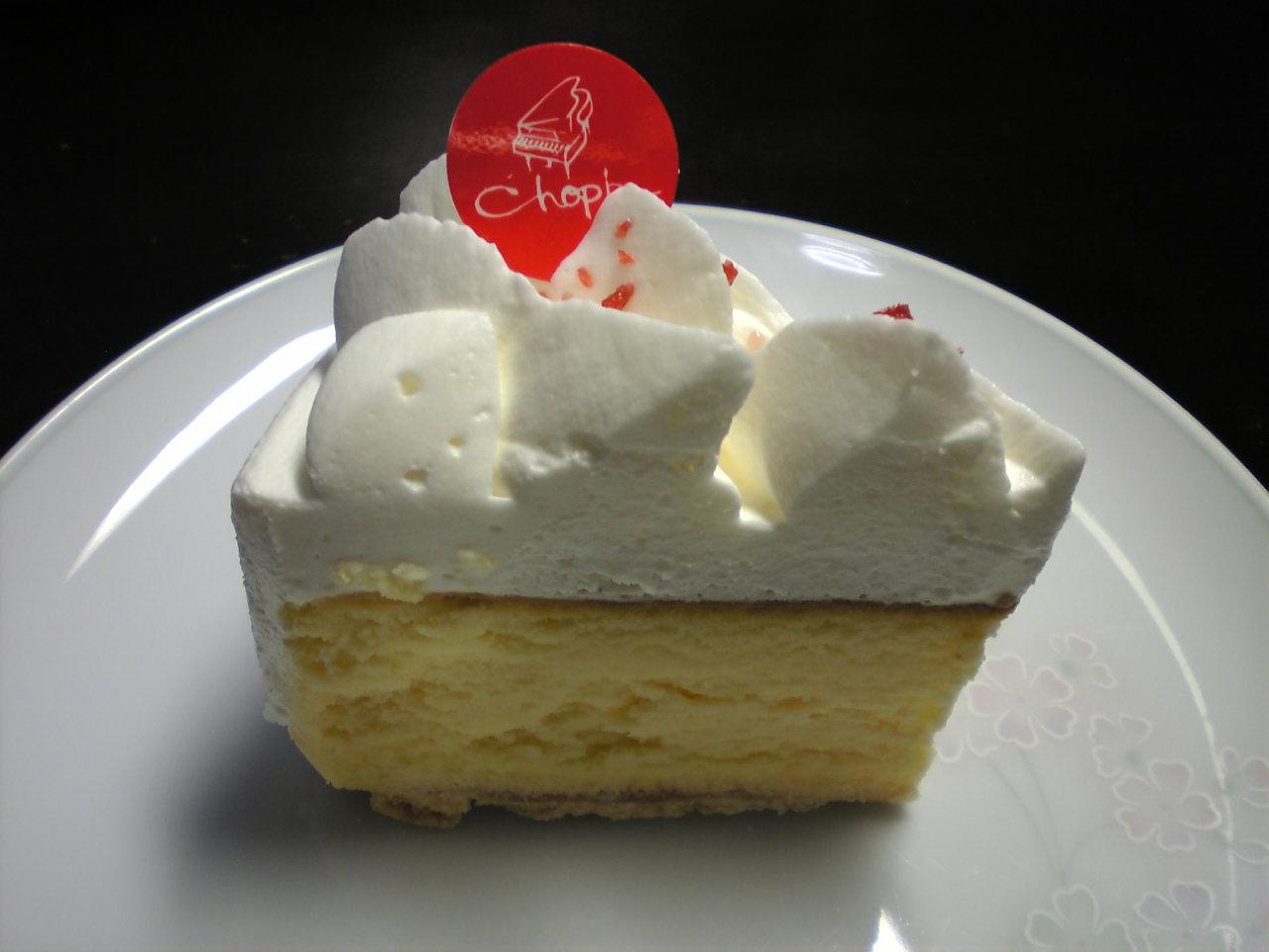 菓子工房パティスリーショパン 早鈴店
